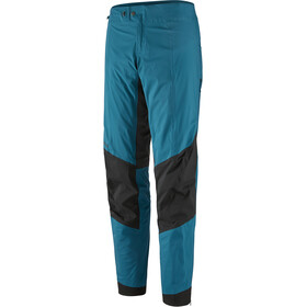 Patagonia Dirt Roamer Storm Pants Men, crater blue
